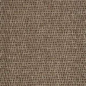 Dark Brown Pattern 100% Natural Herringbone Weave Sisal Carpet