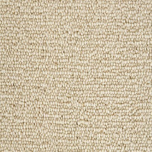 Load image into Gallery viewer, Beige Natural Loop Pile 100% Undyed Wool Carpet