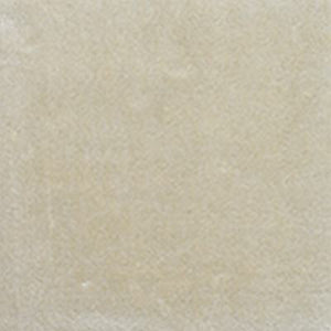 White Deep Plush Saxony Luxurious Bamboo Carpet