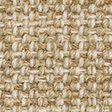 Load image into Gallery viewer, Beige textured woven Tweed Design Wool Carpet