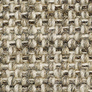 Taupe textured woven Tweed Design Wool Carpet