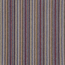 Load image into Gallery viewer, Plum Green Natural Wool Stripe Carpet