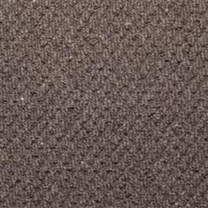 Anthracite textured Loop lined 100% Natural Wool Carpet