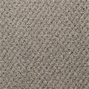 Silver textured Loop lined 100% Natural Wool Carpet