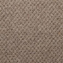 Load image into Gallery viewer, Dark textured Loop lined 100% Natural Wool Carpet