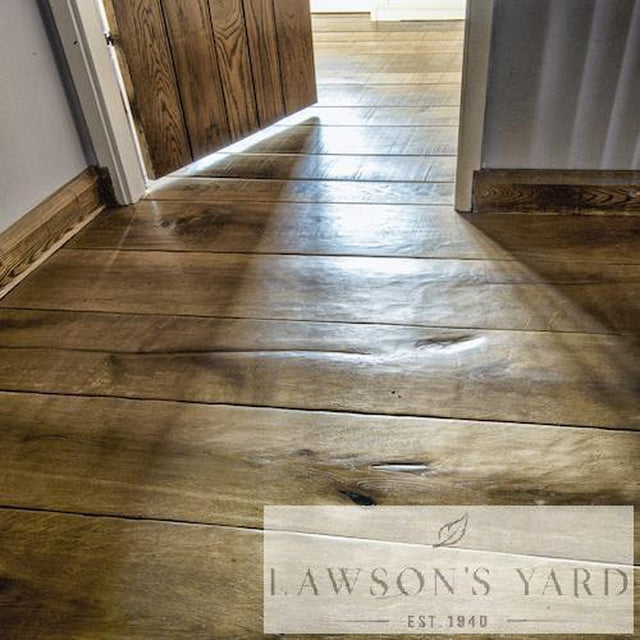 Lawsons - Manor House - Oak - Brown
