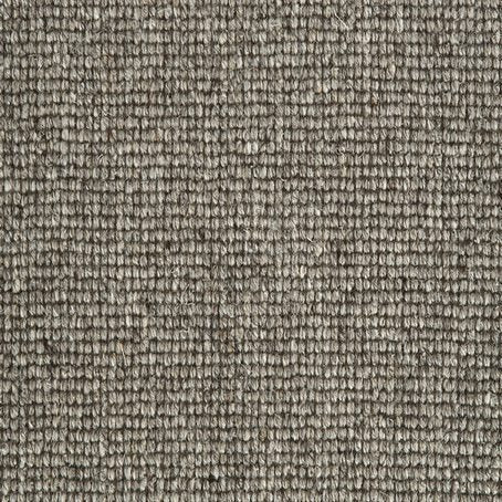 Brown Loop Pile Natural Undyed 100% Wool Carpet