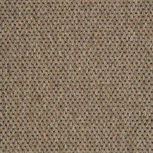 Load image into Gallery viewer, Brown Woven Loop Pile 100% Wool Carpet