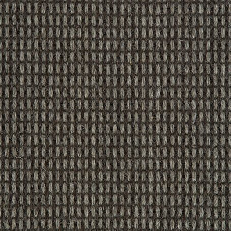 Two Tone Cocoa Ash Loop Stripe 100% Wool carpet