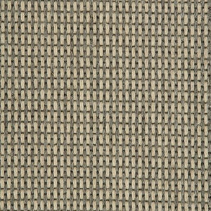 Two Tone Oyster Stone loop Stripe 100% Wool Carpet