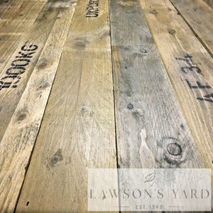 Lawsons - Pallet - Wood Flooring