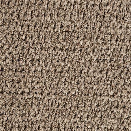 Biscuit Deep Pile Luxury Loop 100% Wool Carpet