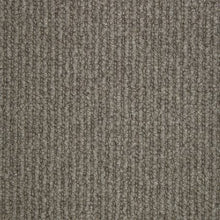 Load image into Gallery viewer, Shadow Grey Linear Effect Natural Luxury 100% Wool Carpet