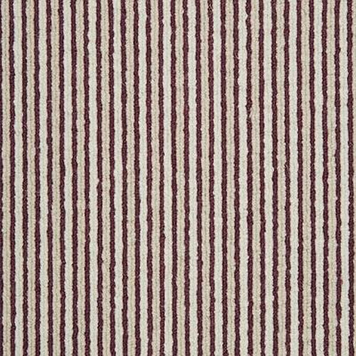 Beach Hut Stripe - Scarborough - Wool Carpet