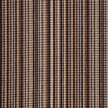Load image into Gallery viewer, Black Coffee Natural Stripe Luxury 100% Wool Carpet