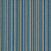 Load image into Gallery viewer, Blue Water Natural Stripe Luxury 100% Wool Carpet