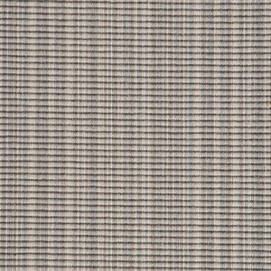 Grey Seal Natural Stripe Luxury 100% Wool Carpet