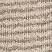 Load image into Gallery viewer, Almond Beige Natural 100% Wool Loop Carpet