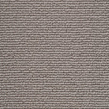 Load image into Gallery viewer, Ash Grey Natural 100% Wool Loop Carpet