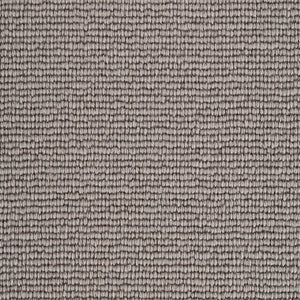 Ash Grey Natural 100% Wool Loop Carpet