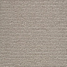 Load image into Gallery viewer, Stone Grey Natural 100% Wool Loop Carpet