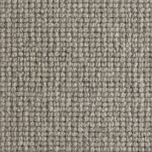 Brown textured Natural Chunky Loop Wool Carpet