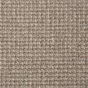Grey Textured Luxury Hand Loom Woven 100% Wool Carpet