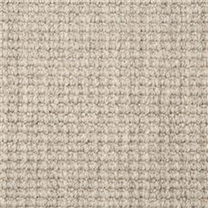 Taupe Textured Luxury Hand Loom Woven 100% Wool Carpet