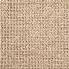Load image into Gallery viewer, Brown Textured Luxury Hand Loom Woven 100% Wool Carpet