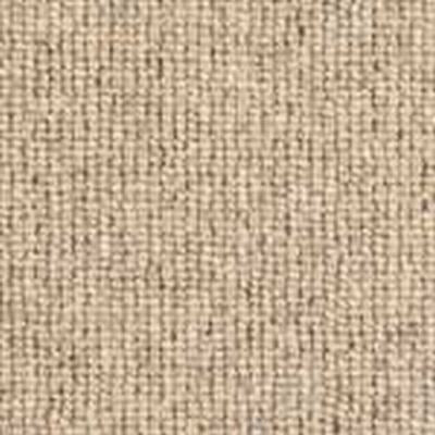 Oatmeal textured natural Heathered small Loop Wool Carpet
