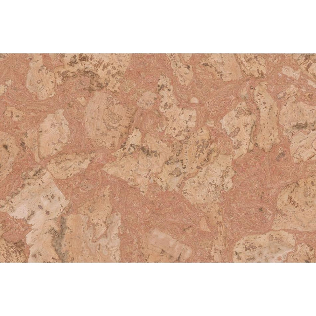 Tradition - Twist Red - Cork Tile