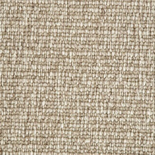 Load image into Gallery viewer, Beige textured Natural 100% Wool Loop Carpet