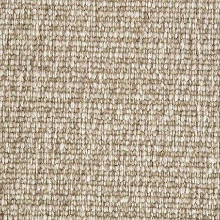 Beige textured Natural 100% Wool Loop Carpet