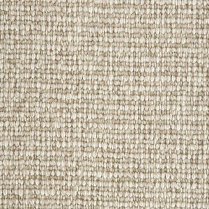 Fawn textured Natural 100% Wool Loop Carpet