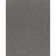Load image into Gallery viewer, Ash Dark Grey Luxury Chevron style 100% Wool Carpet