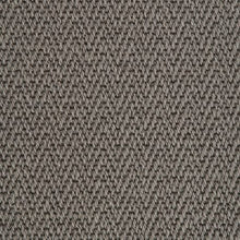Load image into Gallery viewer, Slate Grey Luxury Chevron style 100% Wool Carpet