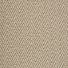 Load image into Gallery viewer, Willow Beige Luxury Chevron style 100% Wool Carpet