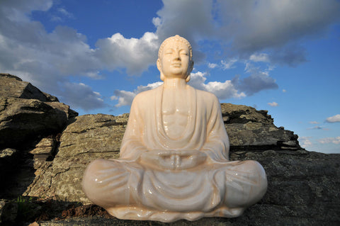 To awaken, sit calmly, letting each breath clear your mind and open your heart.   Buddhist aphorism