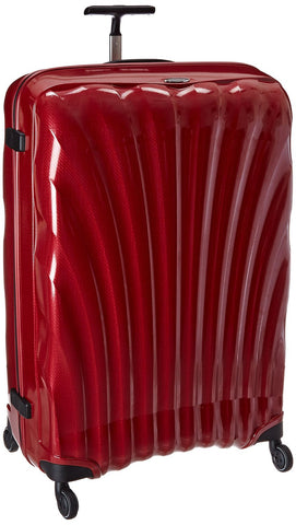 Samsonite Black Label Cosmolite Suitcases: Red