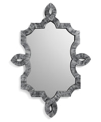 Laurent Grey Mirror