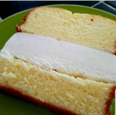 WHOLE - Lemon Cake with Vanilla Bean Ice Cream