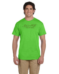 DessertLife - Fruit of the Loom Adult Cotton T-shirt