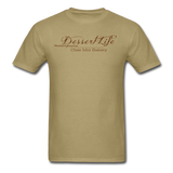 DessertLife #NoSharingRequired T-Shirt - khaki