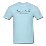 DessertLife #NoSharingRequired T-Shirt - powder blue