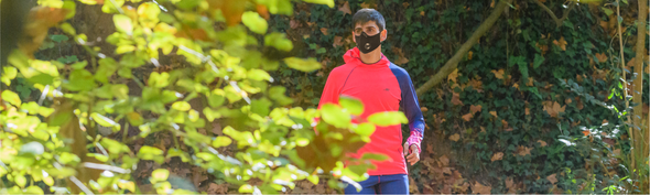Running Masks