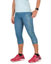 Women's Low Waist Capri