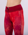 Women's High Waist Legging 2.0 - Tie Dye Print