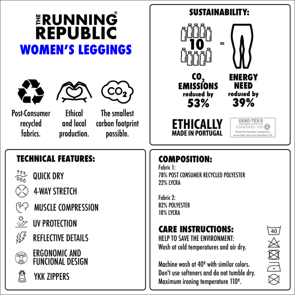 Women's High Waist Legging