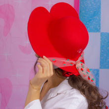 Load image into Gallery viewer, Berry Sweet Heart Hat