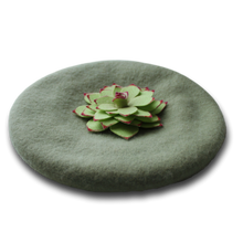 Load image into Gallery viewer, Succulent Beret